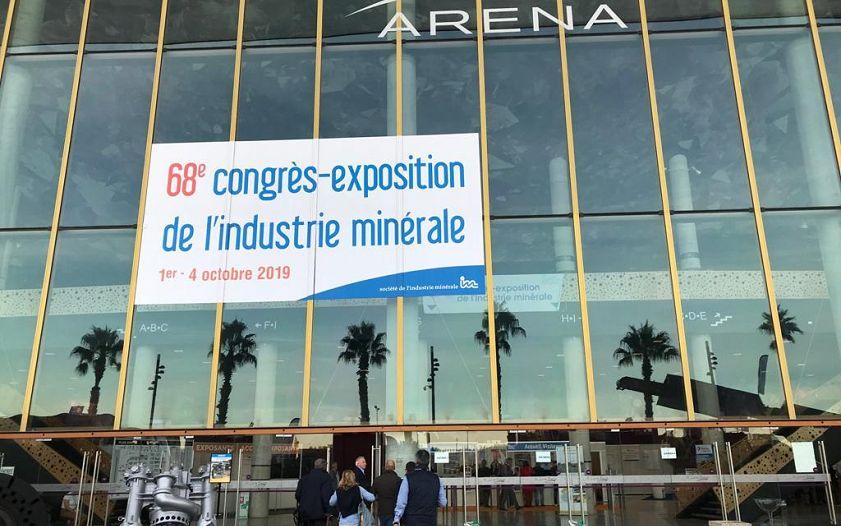 Delegacja INTERkrąż we Francji na targach wydobywczych SIM 2019