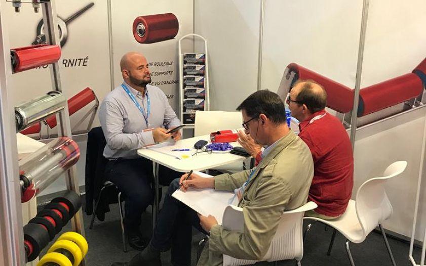 Targi SIM 2019 we Francji z udziałem przedstawicieli INTERkrąż