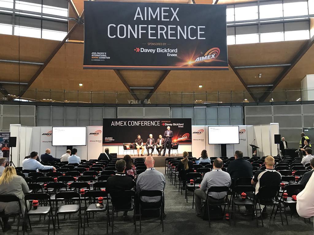 INTERkrąż na targach AIMEX 2019 - konferencja
