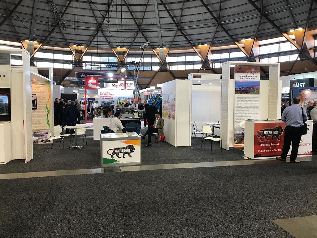INTERkrąż na targach AIMEX 2019 - wystawcy