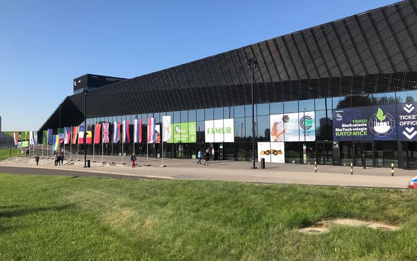INTERkrąż na Miedzynarodowych Targach Górnictwa w Katowicach 2019